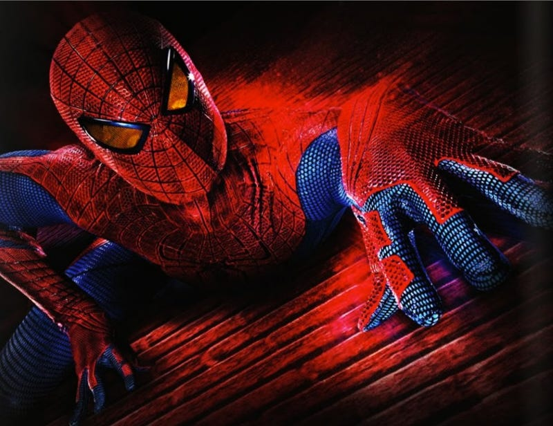 Illustration for article titled Amazing Spider-Man Gallery