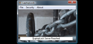 Illustration for article titled Secure your laptop with the LaptopLock
