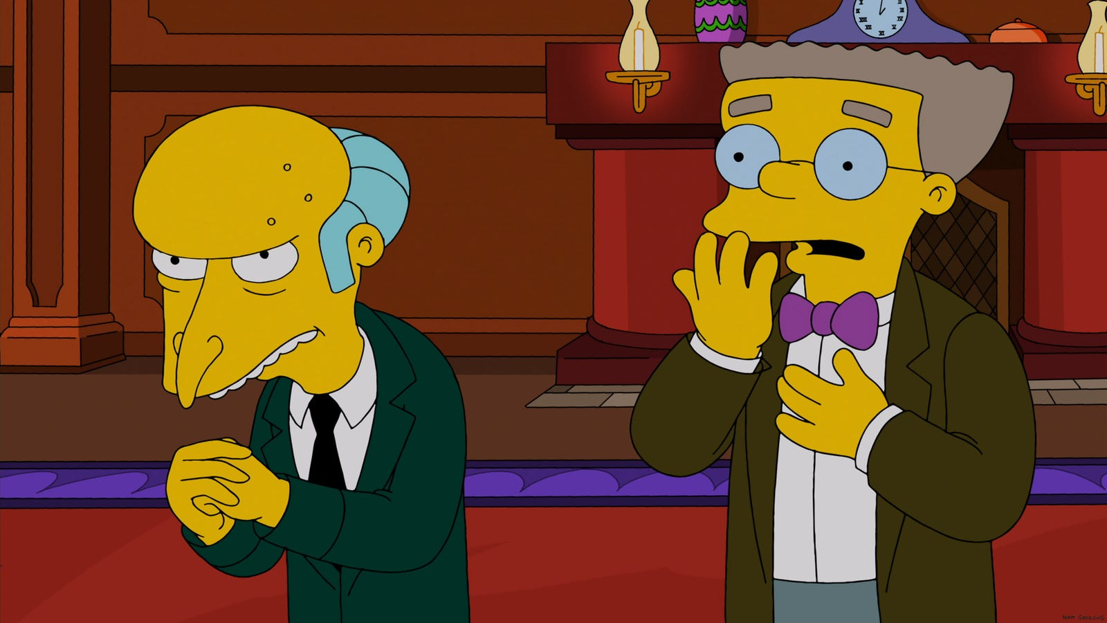 The original 'Who Shot Mr. Burns?' almost had a very different ending