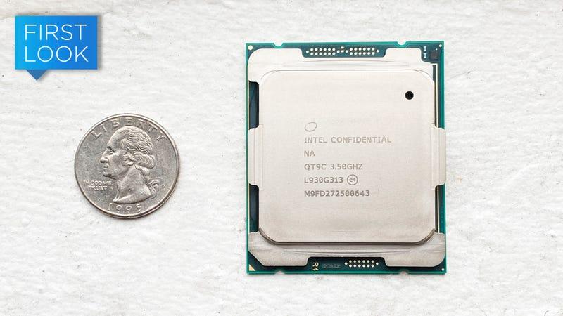 Intel's new Xeon processor.