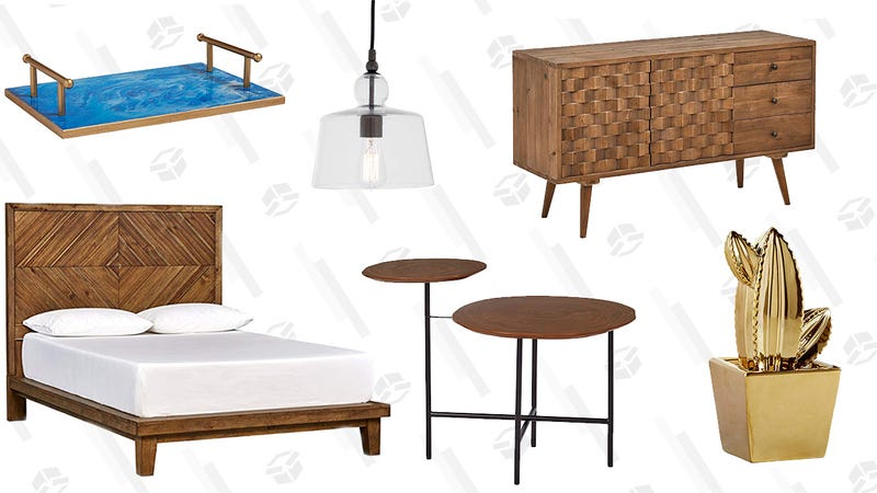 Furniture and Lighting Gold Box