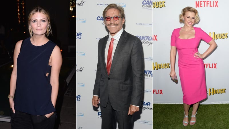Stars who'll be dancing with other stars