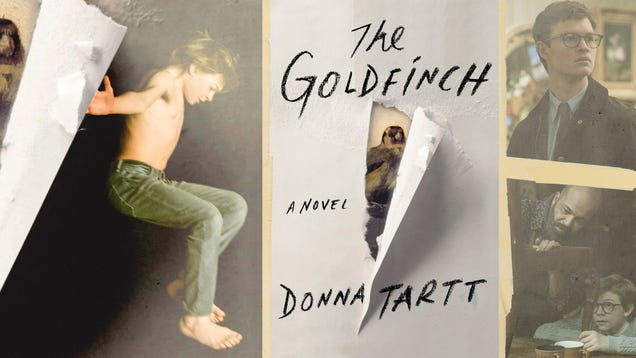 Without the book's passionate relationships, The Goldfinch is just a series of unfortunate events