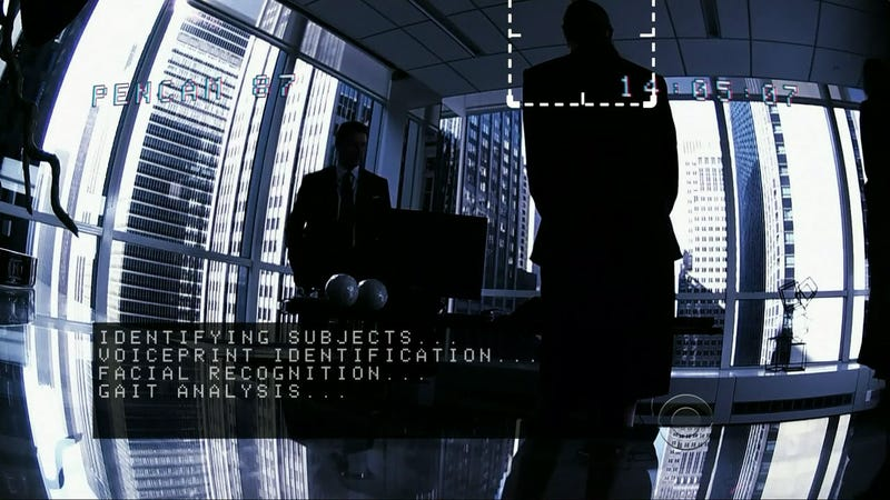Illustration for article titled Person of Interest's producers tell us what the Machine really is