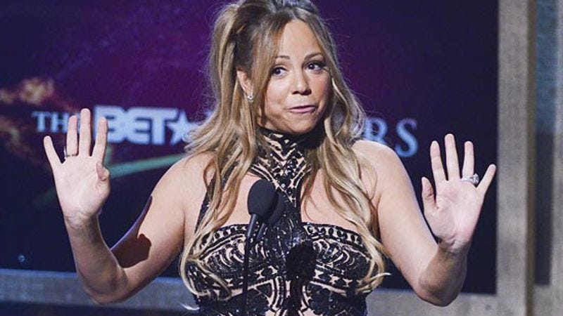 Illustration for article titled Mariah Carey will also be in Lee Daniels' The Butler, though most likely not as Gerald Ford