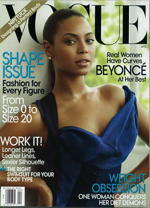 Illustration for article titled How Offensive Is Beyoncé's Vogue Cover? Let Us Count The Ways