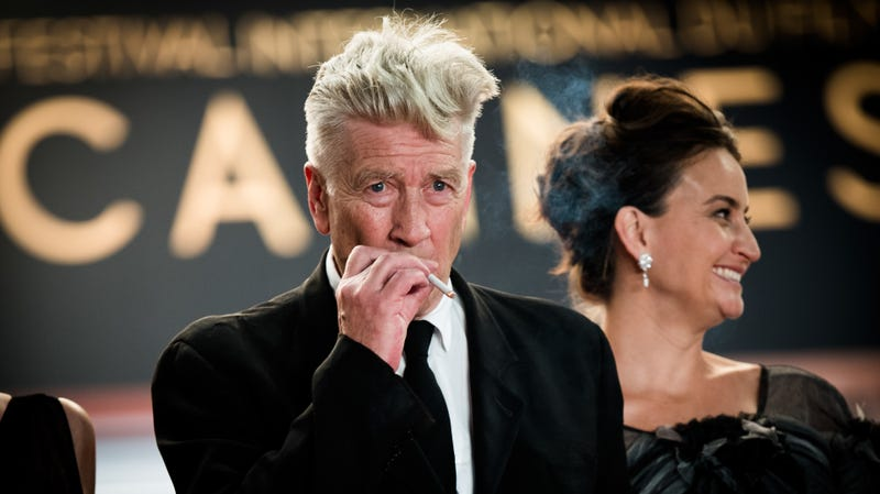 Illustration for article titled David Lynch is selling his own T-shirts on Amazon
