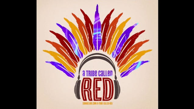 A Tribe Called Red--Electric Pow Wow Drum