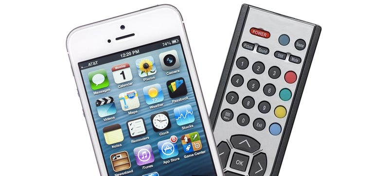 Illustration for article titled Report: Apple's Turning the iPhone Into a Remote For Your Entire House