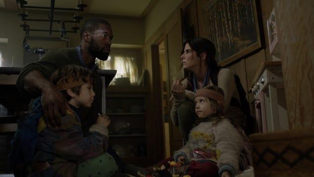 Bird Box Director Susanne Bier Discusses the Film sUnique, Potentially Divisive Take on Motherhood