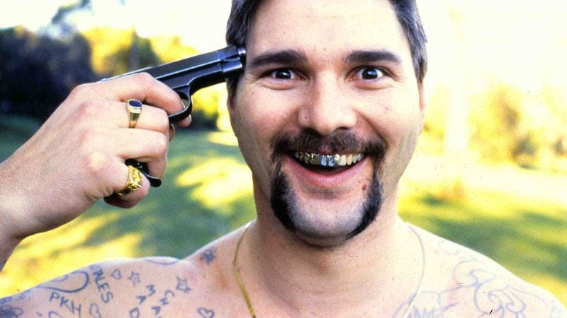 "Illustration for article titled Eric Bana is ""just a normal bloke who likes a bit of torture"""