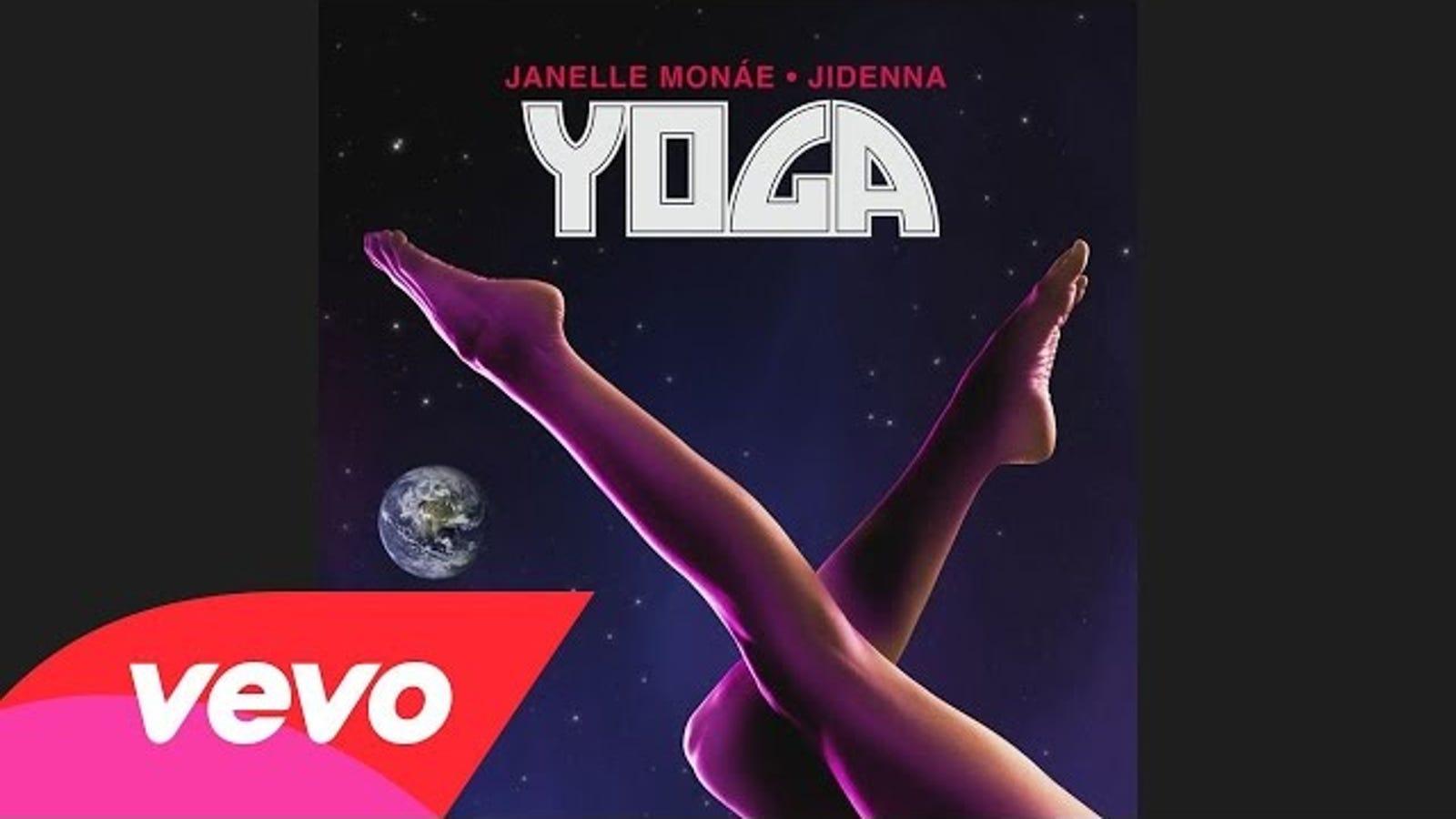 Janelle Monáe Finds Her Flow in New Track 'Yoga'