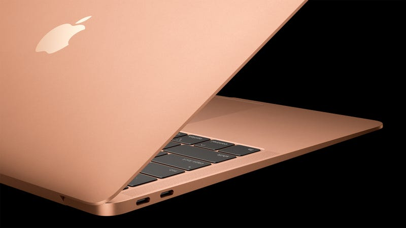 Illustration for article titled MacBook Air Gets a Total Overhaul: All the Details