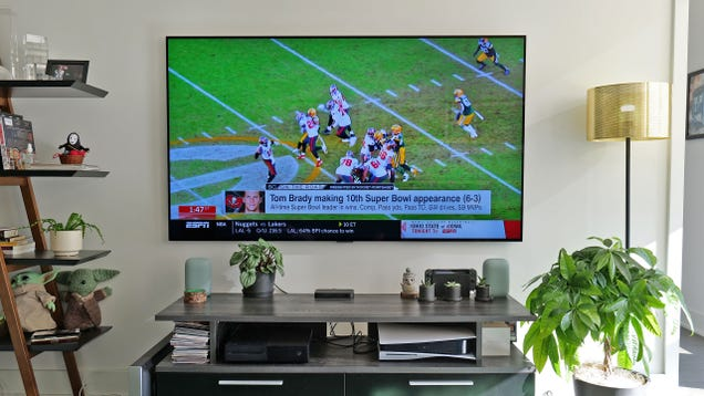 Open Channel: Show Us Your Super Bowl Setup