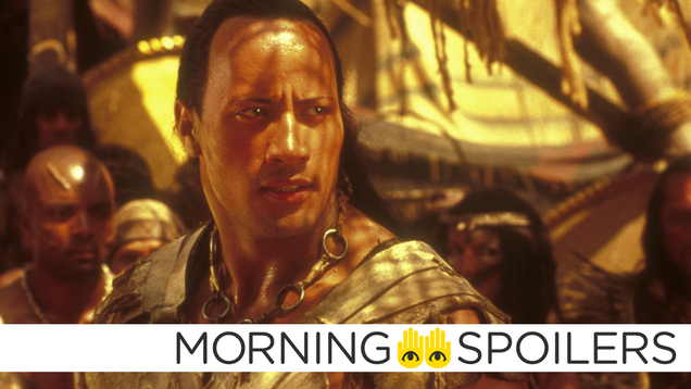 The Scorpion King Could Live Again, But Not With Dwayne Johnson