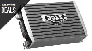 Illustration for article titled Boss Amplifier, $150 GoPro, Choose Your Own Dealventure [Deals]