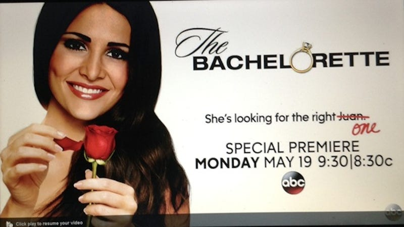 Illustration for article titled Bachelorette Star Loses Shoulder in Tragic Photoshop Incident