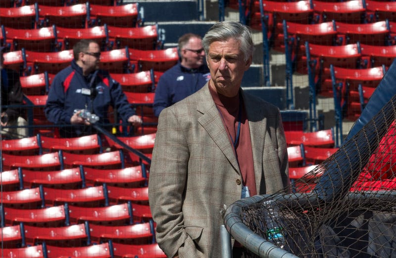 Red Sox Fire Team President Dave Dombrowski Nearly A Year After Winning World Series
