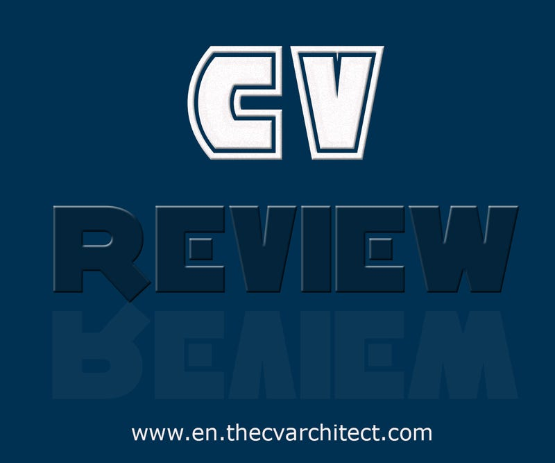 Illustration for article titled Free CV Review