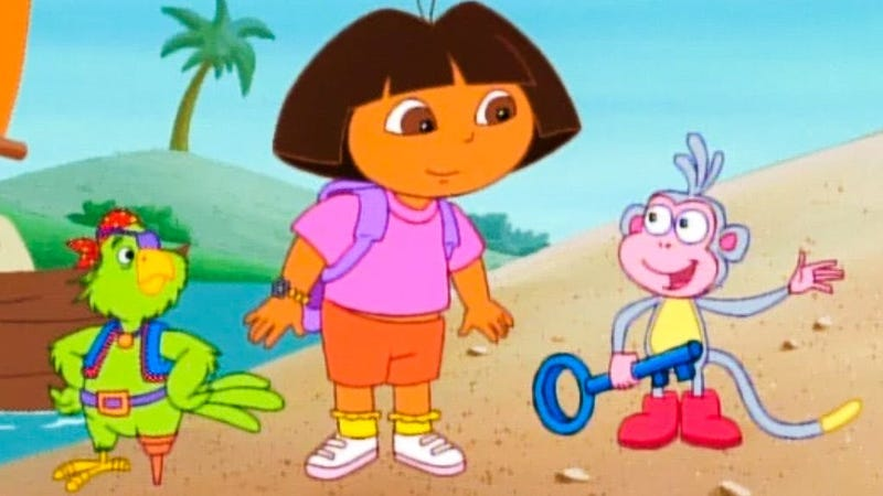 Illustration for article titled Our Suggestion: Make the Live-Action Dora the Explorer Grittier