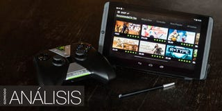 Nvidia Shield Tablet, análisis: una bestia para jugar (y mucho más)