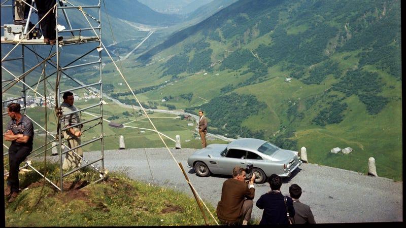 Photos via Aston Martin