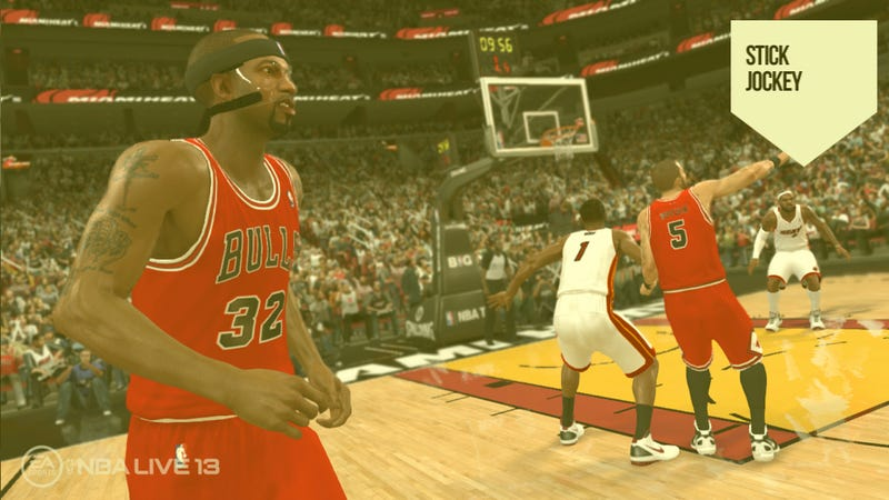 Illustration for article titled If It Hasn't Already, EA Sports Should Get Out of the NBA