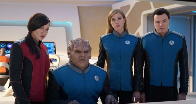 The OrvilleSeason 2 Has Been All About the Characters, and the Show s Never Been Better