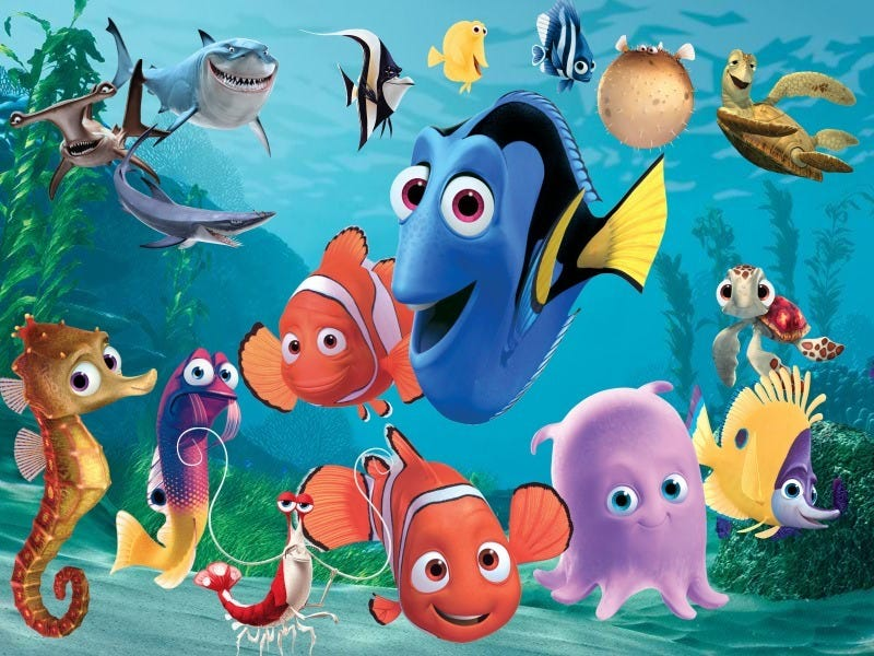 Finding Dory Everything You Ever Wanted to Know About the Making of Finding Dory