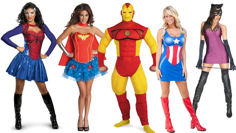 Sluttiest and Weirdest Store-Bought Halloween Costumes for ...