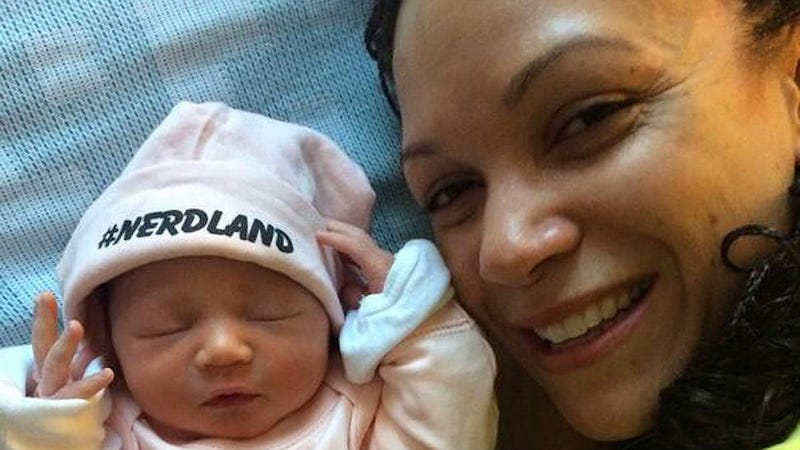 Illustration for article titled Melissa Harris-Perry Adopted a Newborn Baby Girl on Valentine's Day [Updated]