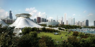 Illustration for article titled George Lucas Might Move His Vanity Museum From Chicago To LA