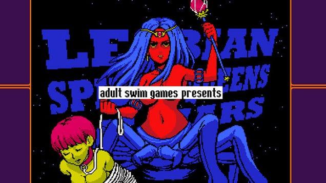 Adult Swim Flash Games 97