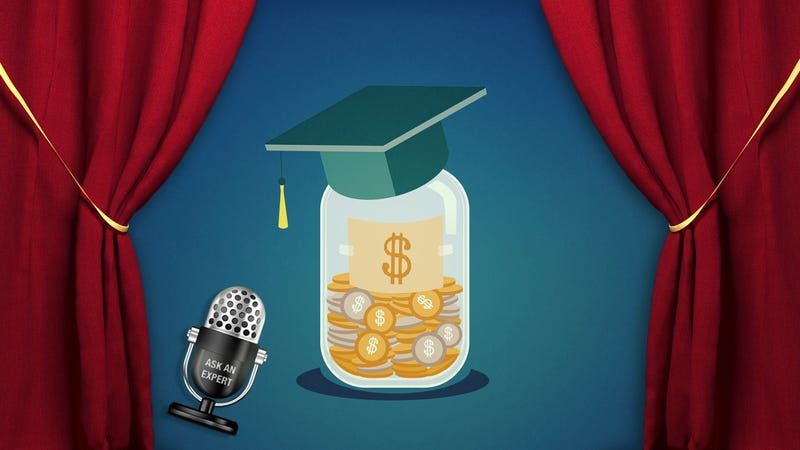 Illustration for article titled Ask an Expert: All About Saving for Your Child's Education