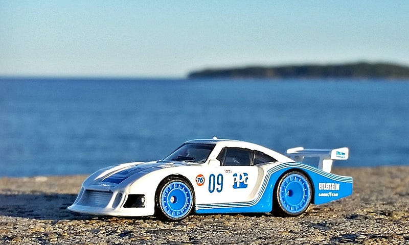 """Illustration for article titled Teutonic Tuesday: Porsche 935/78 """"Moby Dick"""""""