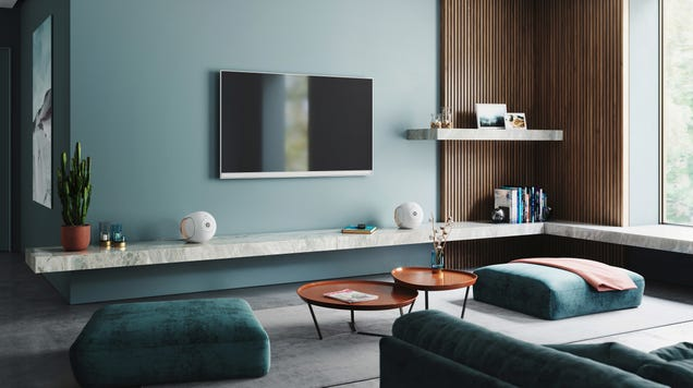 Devialet s Got Some New, Expensive Speakers That Promise to Be Way Better Than Its Old, Expensive Speakers