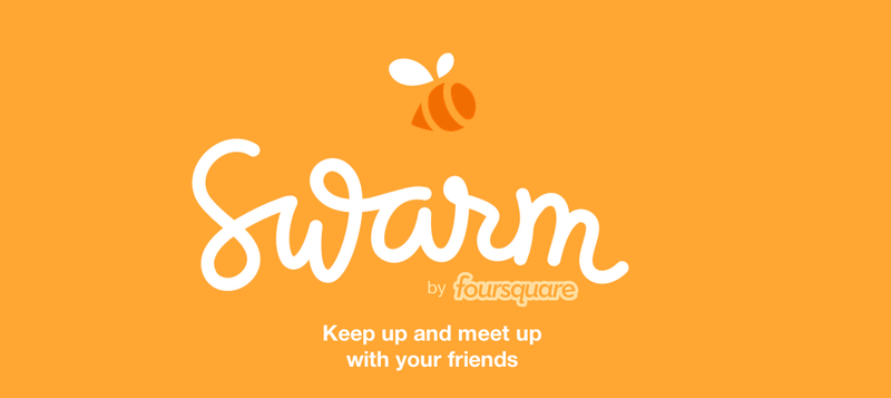 Illustration for article titled Foursquare's Swarm App Tells Your Friends Generally Where You Are