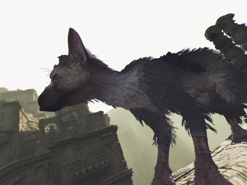 Illustration for article titled The Last Guardian's Bird Dog Looks Much Better In VR