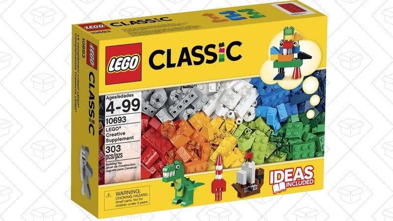 LEGO Classic Creative Supplement, $16