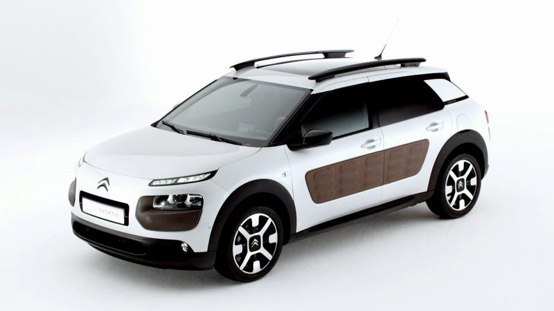 Illustration for article titled History will be kind towards the Citroën Cactus