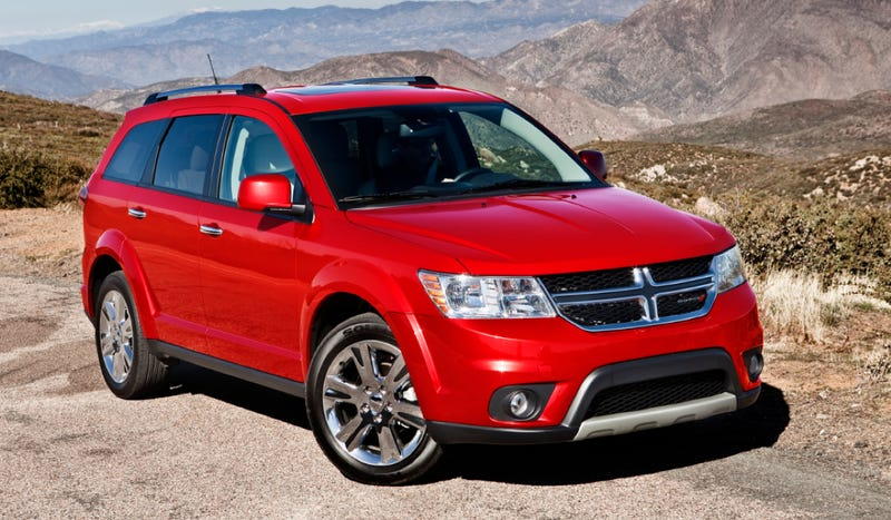 Illustration for article titled Dodge Journey: Jalopnik's Buyer's Guide