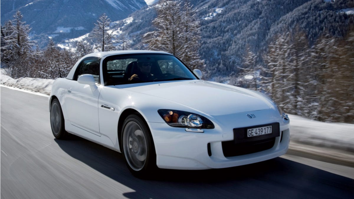 Why The Honda S2000 Is A Future Classic Ecu Wiring Diagram