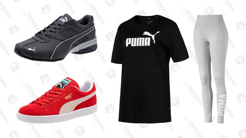 30% Off Select Spring Styles | PUMA | Promo code GOODS19