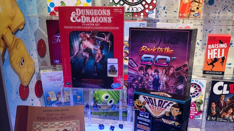 The 10 Coolest Tabletop Gaming Finds From Toy Fair 2019