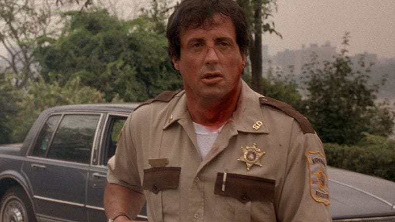 James Mangold's 1995 film Cop Land, starring Sylvester Stallone
