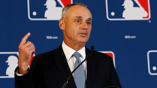 MLB Expansion Won't Happen For A While, But When It Does, Rob Manfred Likes Montreal And Mexico City