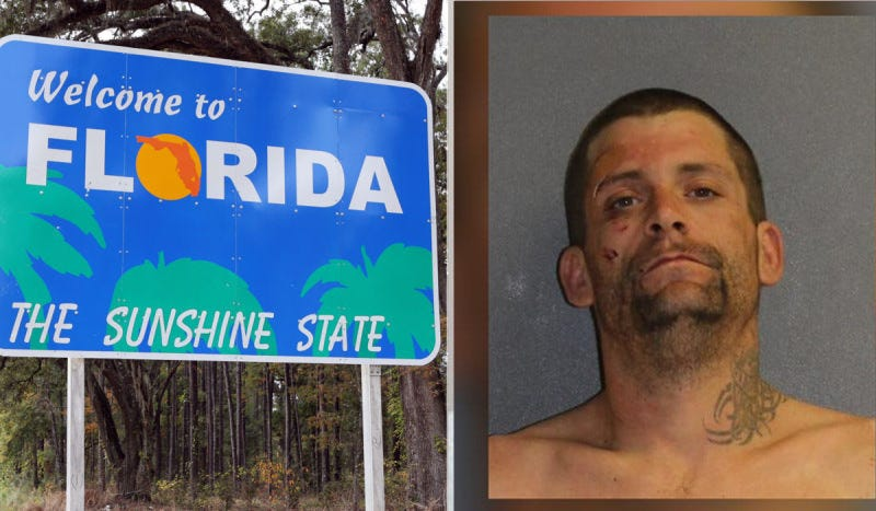 Note: this was only Florida Man for the Walmart fight story.