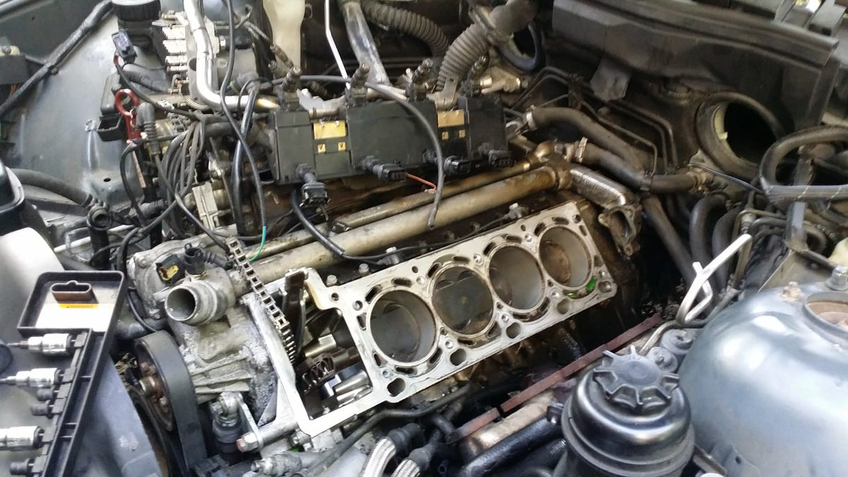 I Got Screwed By An Auto Repair Shop And Its My Own Damn Fault Bmw E66 Engine Diagram