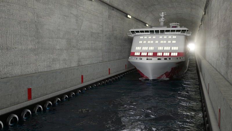 Imágenes: Administración Costera Noruega