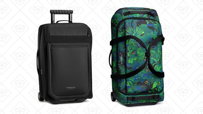 30% off roller luggage | Timbuk2 | Use code TRAVEL